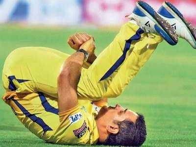 MSD will rest, if required
