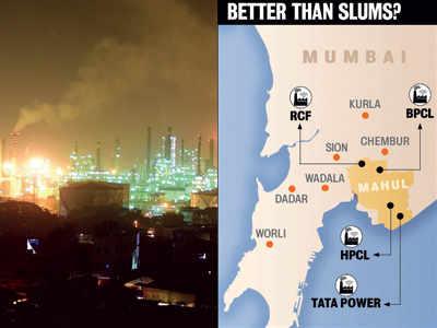 Welcome to...Mumbai's human dumping ground
