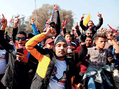 Demands for return of king rise in Nepal