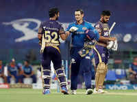 IPL 2021: Kolkata Knight Riders thrash Mumbai Indians