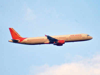 Scare on Pune-bound AI flight after man pukes