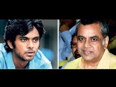 Paresh Rawal's son Aditya to make debut with Anurag Kashyap's web film