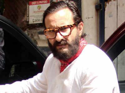 Saif Ali Khan turns into a vengeful Pathan for Navdeep Singh's next