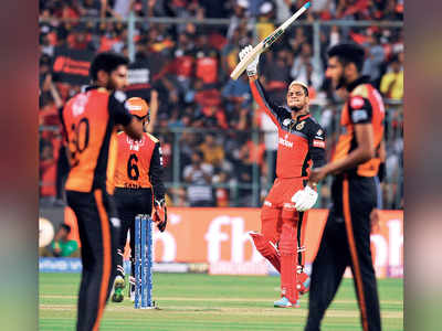 RCB's Shimron Hetmyer's super performance take team to victory against SRH