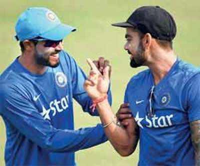 India captain Virat Kohli says Ravindra Jadeja brings great balance to the Test side. Do you agree with him?
