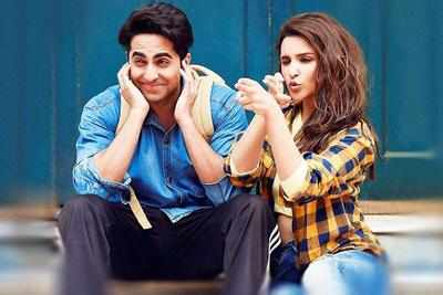 Meri Pyaari Bindu movie review: Parineeti Chopra, Ayushmann Khurrana's film is a 'mixtape' of emotions