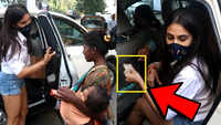 Sara Ali Khan trolled for giving Rs 10 to a needy girl