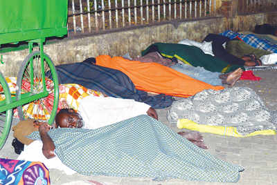 City NGOs urge for donation of blankets