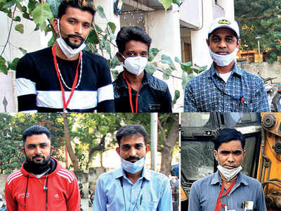 Meet unsung Covid warriors who give dignified farewell to the deceased