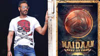First look poster of Ajay Devgn's next movie 'Maidaan' out