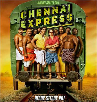 Film review: Chennai Express
