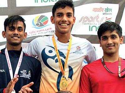 Aryan adds fourth gold medal to his tally