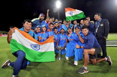 ICC U-19 World Cup 2018 Final: From PM Narendra Modi to Sachin Tendulkar and Virat Kohli to Amitabh Bachchan and Shah Rukh Khan, celebrities hail India's win