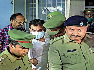 Ashish Mishra in 3-day police custody