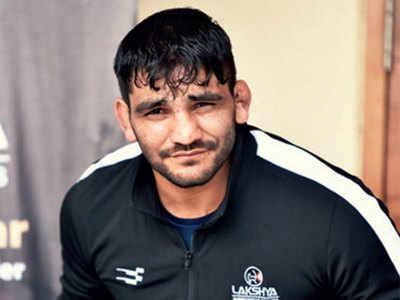 Wrestler Sunil Kumar eyes Olympics after Rome feat