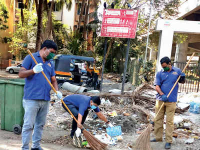 NMMC workers to get weekly supply of protective gear