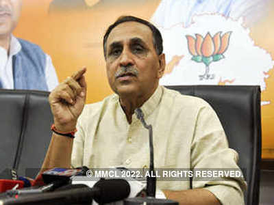 Gujarat CM Vijay Rupani isolates self after MLA he met tests positive for COVID-19