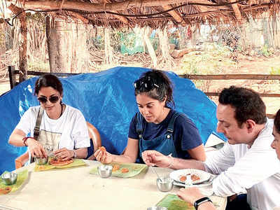 Farmville with Juhi Chawla