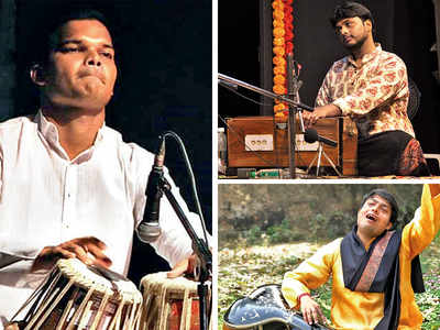 An open darbar: Enjoy ragas of the night in an intimate setting at this performance by upcoming musicians