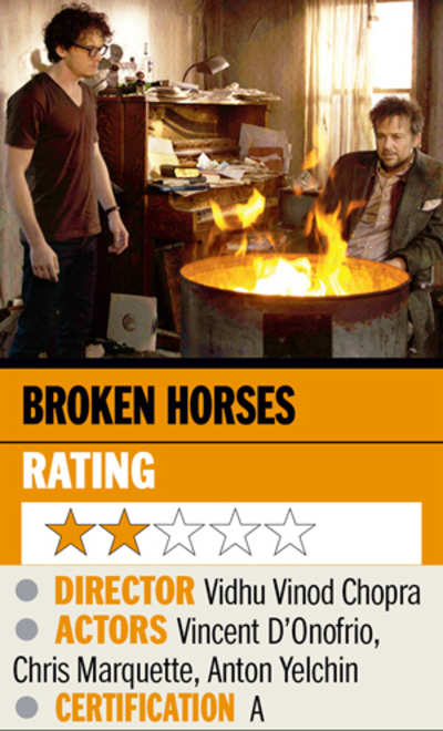Film review: Broken Horses