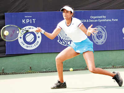 Rutuja eyes glory with Indian team
