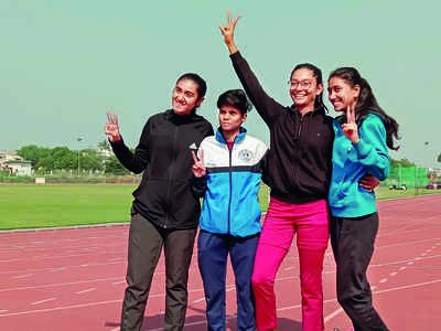 Khel Mahakumbh: City athletes shine