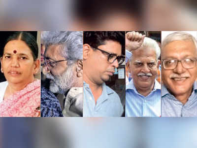 Activists' arrest: HC questions state cops' media briefing