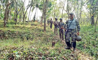 Karnataka: Naxal alert in Karnataka