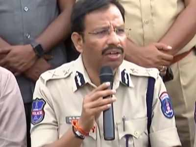 VC Sajjanar: Accused attacked cops with stones, snatched weapons; fired in self defence