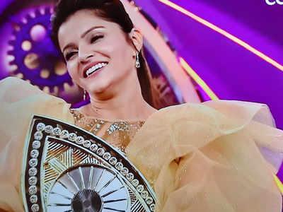 Bigg Boss 14 grand finale highlights: Rubina Dilaik is the winner; lifts the Bigg Boss 14 trophy