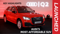 Audi Q2 launched: Price, specs & features