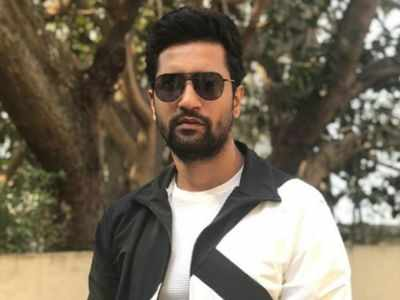 Vicky Kaushal on his fear of ghosts and water