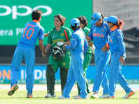 ICC Women's World Cup: India beat Pakistan to post 3rd successive win
