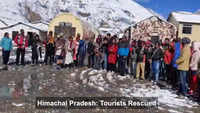 Himachal Pradesh: Army's Dogra Scouts rescues 205 stranded people