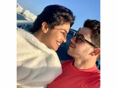 Priyanka Chopra, Nick Jonas wedding anniversary: Here's a look at some of their firsts as a married couple