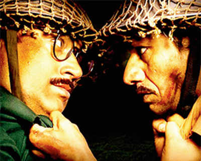Film review: Kya Dilli Kya Lahore