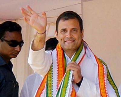 Congress president Rahul Gandhi cancels mega roadshow in Mumbai