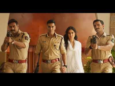 Akshay has to stop a terror attack, Ajay and Ranveer join the mission