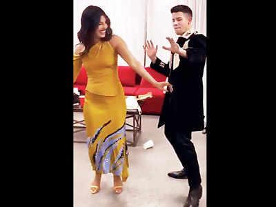 Nick Jonas is Priyanka Chopra's desi boy