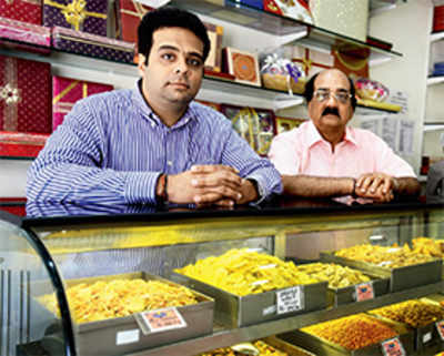 Relative value: The mithai makers