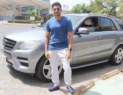 Fuel price hike: Farhan Akhtar tells people that petrol prices can be brought down