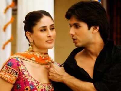 13 years of Jab We Met: Kareena Kapoor Khan shares an unseen picture with Shahid Kapoor and Imtiaz Ali