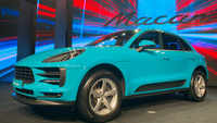 2019 Porsche Macan facelift launched in India at Rs 69.8 lakh
