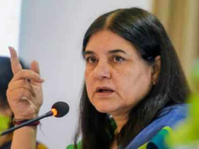 Maneka to float panel to look into #MeToo cases