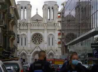 'He kept shouting on a loop': How attack on French church unfolded