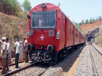 Konkan Railway blocks new train from Bengaluru to Goa