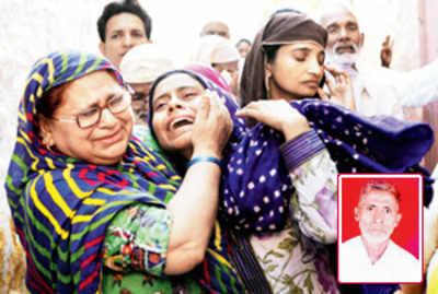Eight held for lynching 'beef-eater' in Dadri