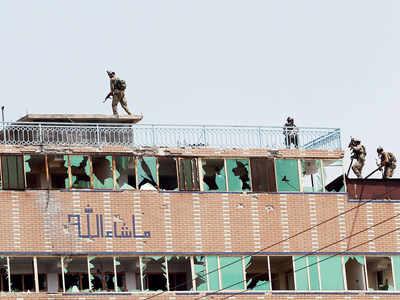 29 killed as Daesh storms Afghan jail