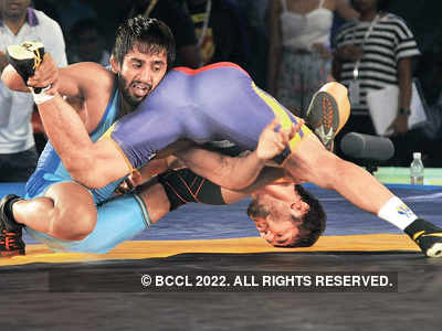 Coach Shako Bentinidis: The biggest problem with Bajrang Punia is that he loses focus