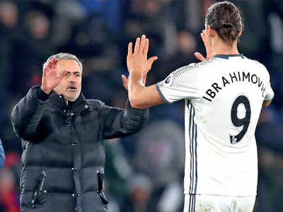 Jose Mourinho  still the right man for Manchester United:  Zlatan Ibrahimovic